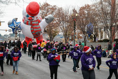 Parada do feriado de Harrisburg Imagens de Stock