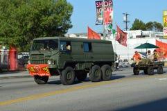 Parada 2015 do festival de Los Angeles Coreia Imagens de Stock Royalty Free