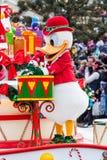 Parada do Natal de Disney Imagem de Stock Royalty Free