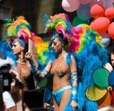 Parada do orgulho de Praga Imagens de Stock Royalty Free