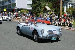 Parada do partido de chá do louro do carvalho junho em 4, 2011 Fotos de Stock Royalty Free