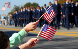 Parada do veterano