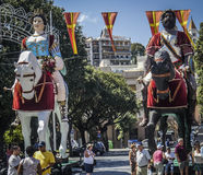 Parada em Sicília Fotos de Stock