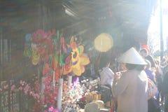 Parada kupujący zdjęcia stock