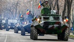 Parada militar 1 Fotografia de Stock Royalty Free