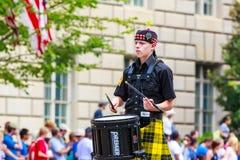 Parada nacional 2015 do Dia da Independência Fotos de Stock Royalty Free