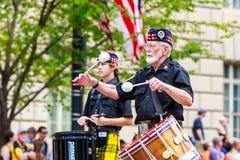 Parada nacional 2015 do Dia da Independência Fotos de Stock