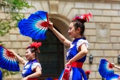 Parada nacional 2015 do Dia da Independência Imagens de Stock Royalty Free