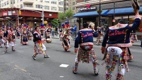 A parada New York 133 de 2013 danças Fotos de Stock Royalty Free