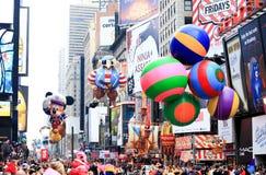 Parada novembro 26 do dia da acção de graças de Macy, 2009 Imagens de Stock Royalty Free