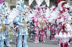 Parada Philadelphfia dos Mummers Imagens de Stock