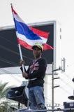 Parada programada de Banguecoque: 14 de janeiro de 2014 Fotos de Stock