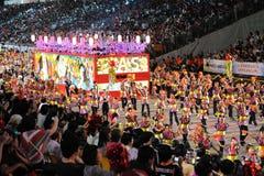 Parada Singapore de Chingay 2011 Fotos de Stock