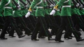 Parada Tailândia dos soldados filme