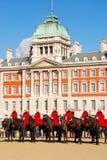 Parada w Londyn Obrazy Royalty Free