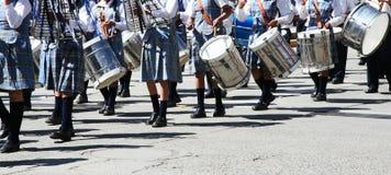 Parade royalty-vrije stock foto