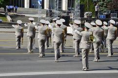 Parade 21 Stock Image