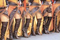 Parade Stockfotos