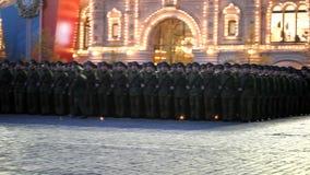 parade stock video footage