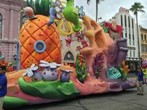 parade Stock Foto