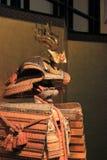 Parade armor of Tokugawa clan Royalty Free Stock Image