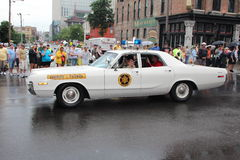 Parade on Broadway in Nashville, Tennessee Stock Image