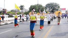Parade. stock footage