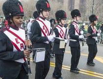 Parade Chicagos St Patrick Lizenzfreies Stockfoto
