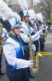 Parade Chicagos St Patrick Lizenzfreies Stockbild