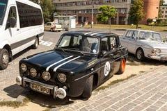 Parade Dacia 1100 Stockfoto