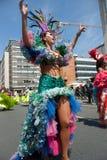 Parade der Kulturen, Frankfurt Royalty Free Stock Photos
