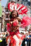 Parade der Kulturen, Frankfurt royalty-vrije stock foto