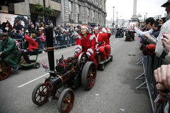 Parade des neuen Jahres Tagesin London Lizenzfreie Stockfotografie