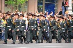 Parade des Sieges Stockfotos