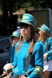 Parade des Sieges Lizenzfreie Stockfotografie