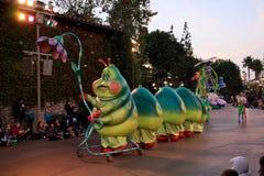 Parade an Disneys Kalifornien-Abenteuer Lizenzfreie Stockbilder