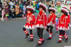 Parade-Fasching-german carnival-Nuremberg Stock Images
