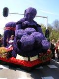 Parade flowers Royalty Free Stock Photo