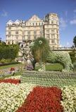 Parade-Gärten Stockfoto
