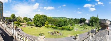 Parade Gardens, Bath, England Stock Photo