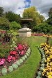 Parade Gardens in Bath, Somerset, England Stock Photos