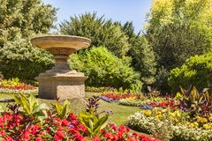 Parade Gardens Bath Somerset UK stock photography