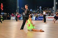 Parade of hopes, Kyiv Dance Championship, Royalty Free Stock Images