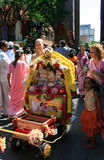 Parade of India in Toronto Stock Photo