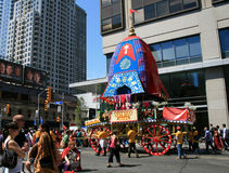 Parade of India in Toronto Stock Photos