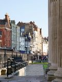 Parade Königs, Cambridge, England Lizenzfreie Stockbilder