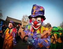 Parade Royalty Free Stock Photos