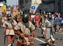 Parade Palio Royalty Free Stock Photo