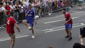London Pride 2019 stock video
