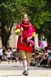 Parade performance Stock Image